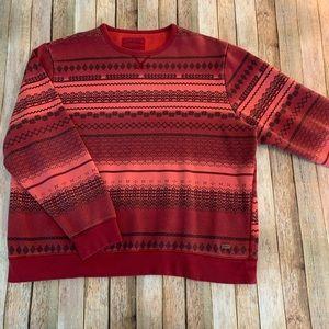 Levi's Men's Pullover Crewneck sweatshirt